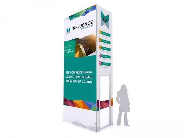 GK-5156 Trade Show Exhibit with Alternative Graphics