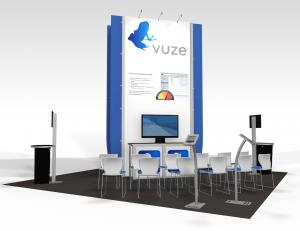 RE-9013 Trade Show Rental Exhibit -- Image 1