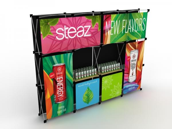 FG-123 Trade Show Pop Up Display -- Image 3