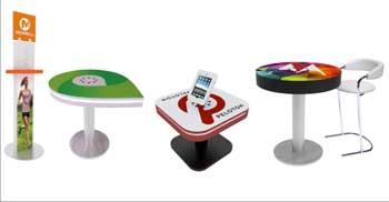 Trade Show Charging Stations