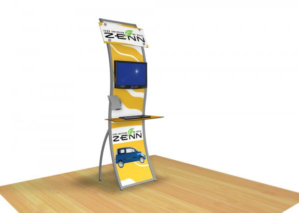 VK-1704 Trade Show Banner Stand