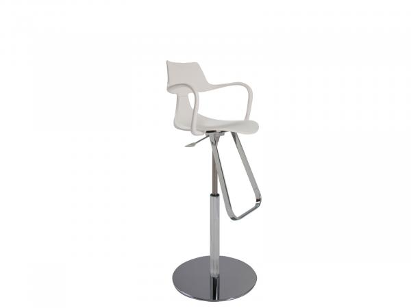 Shark Barstool -- Trade Show Rental Furniture
