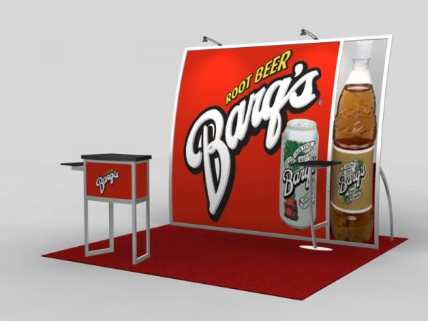 DM-0469 Portable Trade Show Exhibit