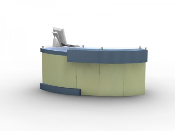 LTK-1004 Trade Show Display Counter -- Image 1
