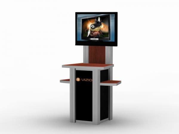 MOD-1229 Trade Show Workstation \ Kiosk -- Image 1