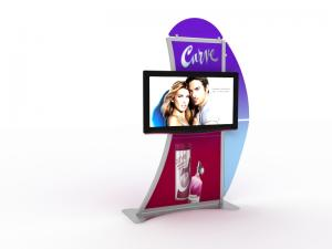 MOD-1515 Monitor Stand for Trade Shows and Events -- Image 1