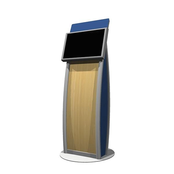 ECO-4K Sustainable Kiosk