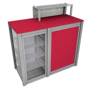 ECO-35-C Sustainable Counter Podium Reception