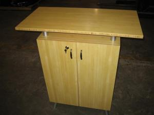 ECO-2C Sustainable Counter with Cabinet
