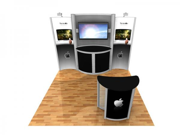 ECO-1065 Sustainable Tradeshow Display
