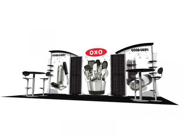 ECO-2025 Sustainable Tradeshow Display -- Image 1