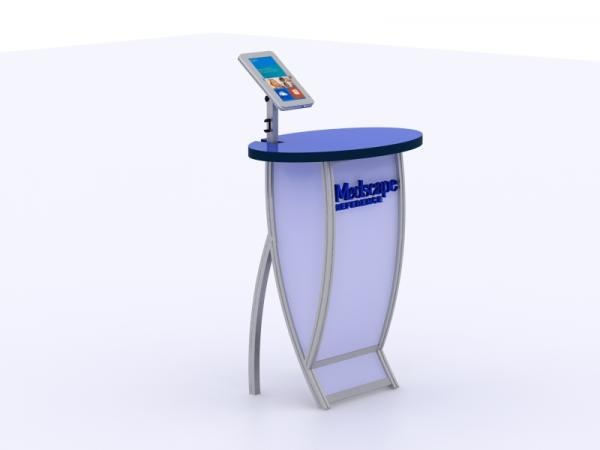 VK-1662M Tradeshow Workstation or Kiosk -- Image 2