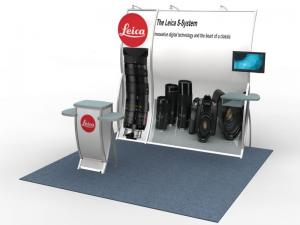 VK-1516 Perfect 10 Portable Hybrid Trade Show Display -- Image 1
