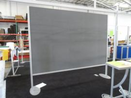 Two-sided Custom Board with Velcro-receptive Euro LT Fabric Panels -- Image 2