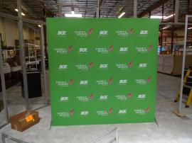 VK-1903 SEGUE Sunrise Portable Display with SEG Fabric Graphics
