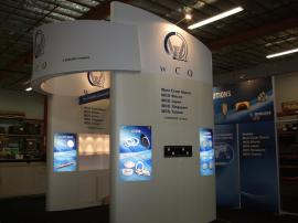Euro LT Custom Modular Exhibit -- Configures into a 20 x 20 and 20 x 30 -- Image 2
