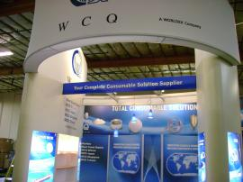 Euro LT Custom Modular Exhibit -- Configures into a 20 x 20 and 20 x 30 -- Image 3