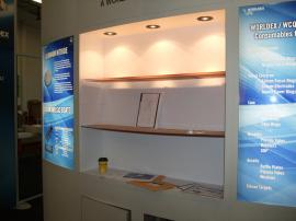 Euro LT Custom Modular Exhibit -- Configures into a 20 x 20 and 20 x 30 -- Image 6