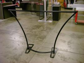 TF-403 Aero Freestanding Table Top without Graphics