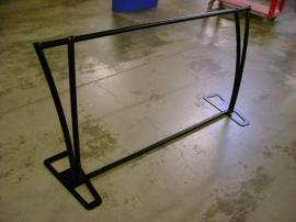 TF-401 Aero Freestanding Table Top without Graphics