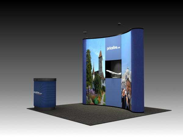 QD-106 Trade Show Pop Up Display -- Image 2