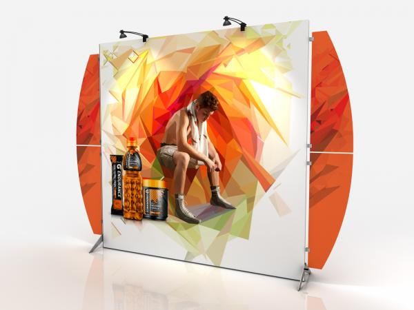 VK-1905 SEGUE Sunrise Display (10' x 10')